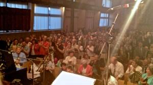 """Standing Ovations für das MGV Konzert """"Zauber der Musik"""""""